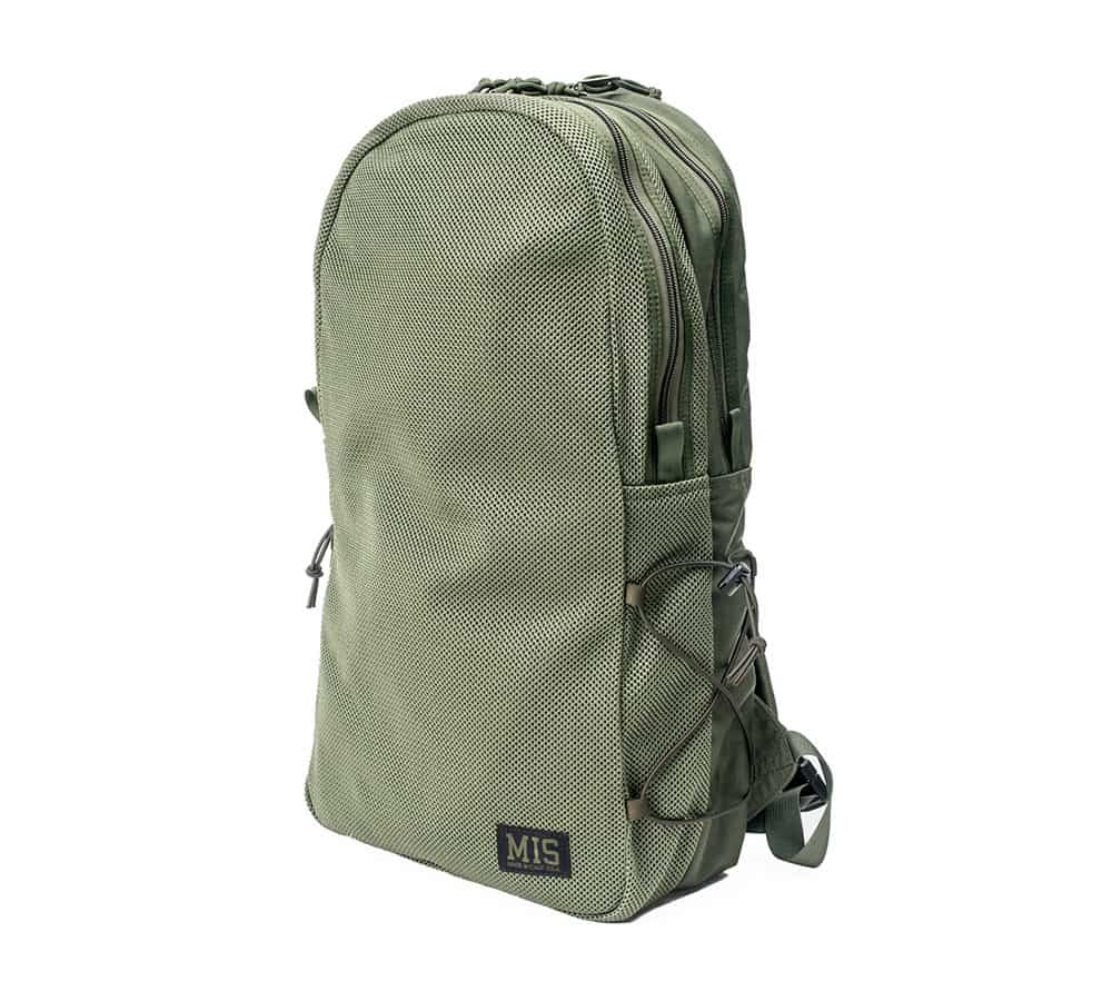 American Made Mesh Backpack - Perfect Day Pack for Hiking