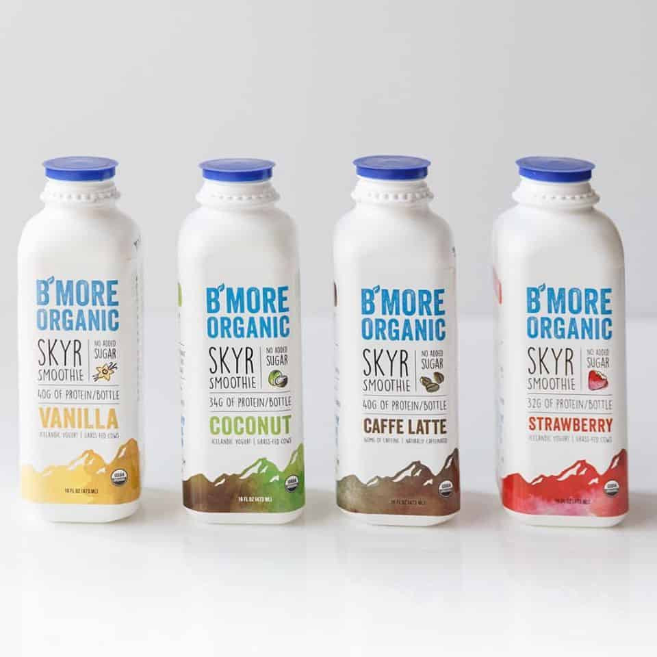 B'More Organic Skyr - Organic Dairy Products from the USA - Family Owned Company in Maryland