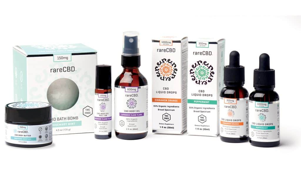 rareCBD - Highest quality essential oils and CBD Beauty Products - Non-Toxic Beauty Products Made in USA