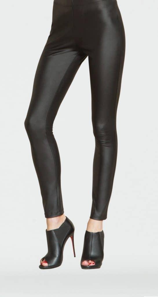 Made in USA Fashion - Under $100 - Clara Sunwoo Vegan Liquid Leather Leggings