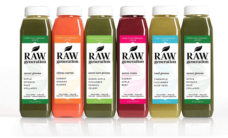 Natural detox cleanse you can trust: RAW