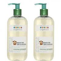 Baby Bath Products:Nature's Baby Organics