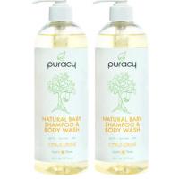 Your Go-To Baby Shampoo:Puracy Natural Baby Shampoo & Body Wash