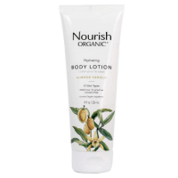 Body Lotion: Nourish Organic Almond Vanilla Body Lotion