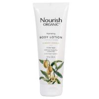 Body Lotion:Nourish Organic Almond Vanilla Body Lotion