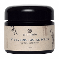 Face Exfoliator:Annmarie Gianni Skincare Dead Sea Facial Scrub