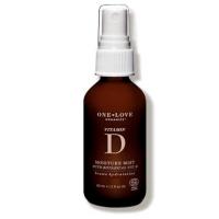 Facial Hydration:One Love Organics Vitamin D Moisture Mist