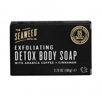 Exfoliating Soap: The Seaweed Bath Co's Seaweed Detox Cellulite Soap