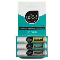 All Good Lip Balms