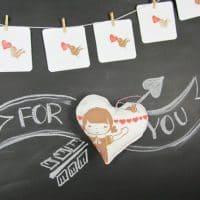Handmade Heart with Pocket