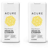 Acure Organics Moroccan Argan Oil and Argan Stem Cell Natural Shampoo