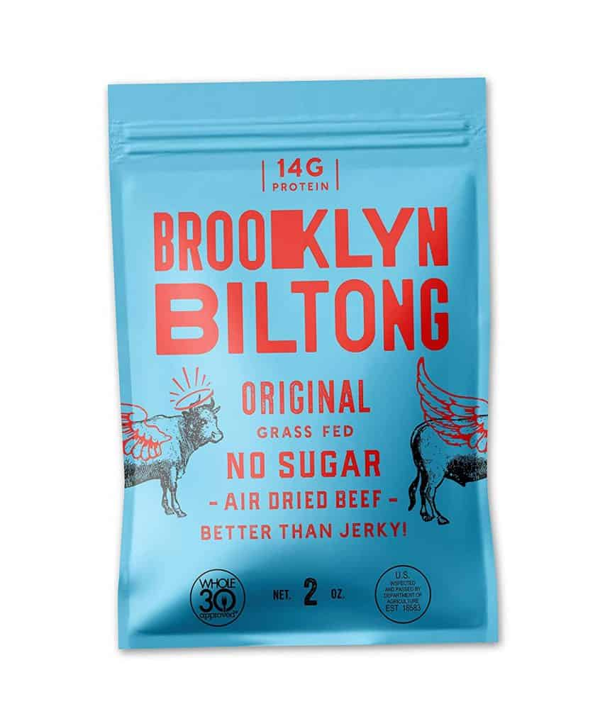 Brooklyn Biltong - Whole30 approved Sugar Free Jerky - Made in the USA