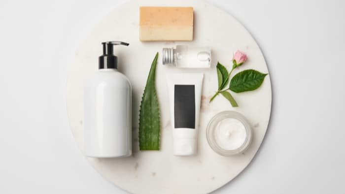 Natural Body Products for Women, All American Made