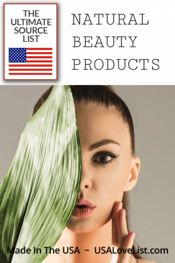 Natural beauty products, Made in USA #cleanbeauty #nontoxicbeauty #naturalbeauty #organic