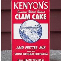 Kenyon's Johnny Cake & Clam Cake Mixes