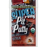 Bubble & Bee Super Pit Putty Organic Deodorant