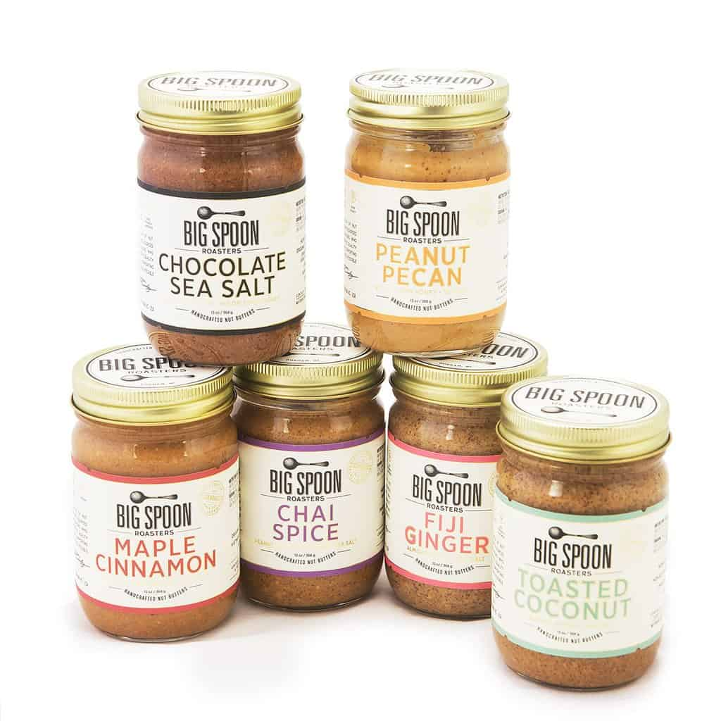Big Spoon Roasters - Gourmet Nut Butters from Durham North Carolina