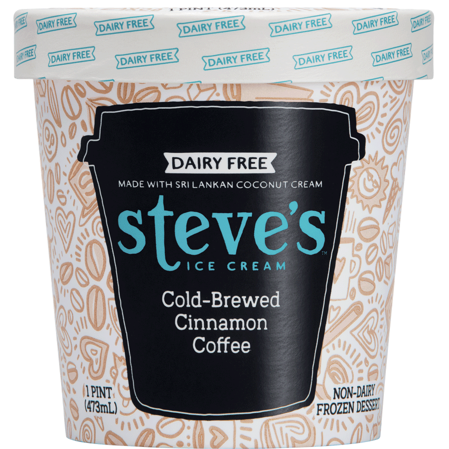 Steve's Ice Cream - Best Dairy Free Ice Cream Flavors - Made in Brooklyn