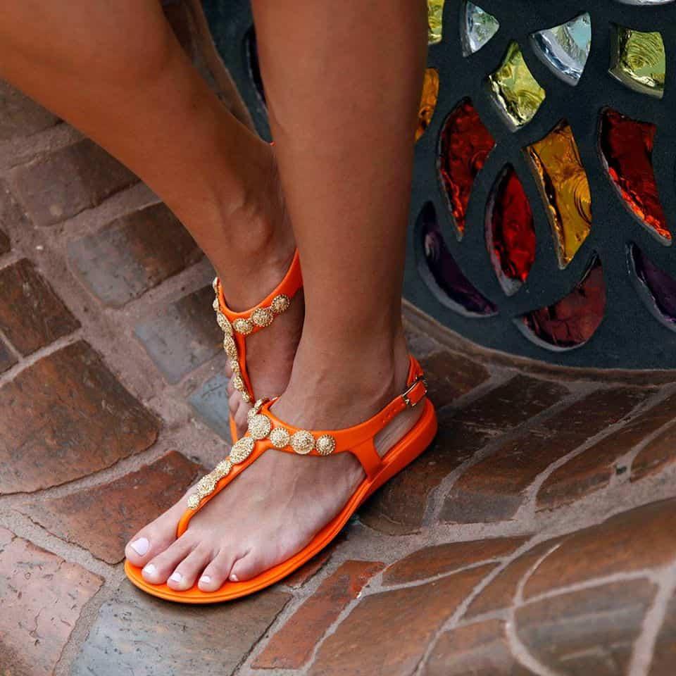 Oka-b American Made Flip Flops Under $50