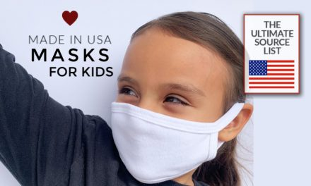 Masks for Kids Made in the USA: The Ultimate Source List