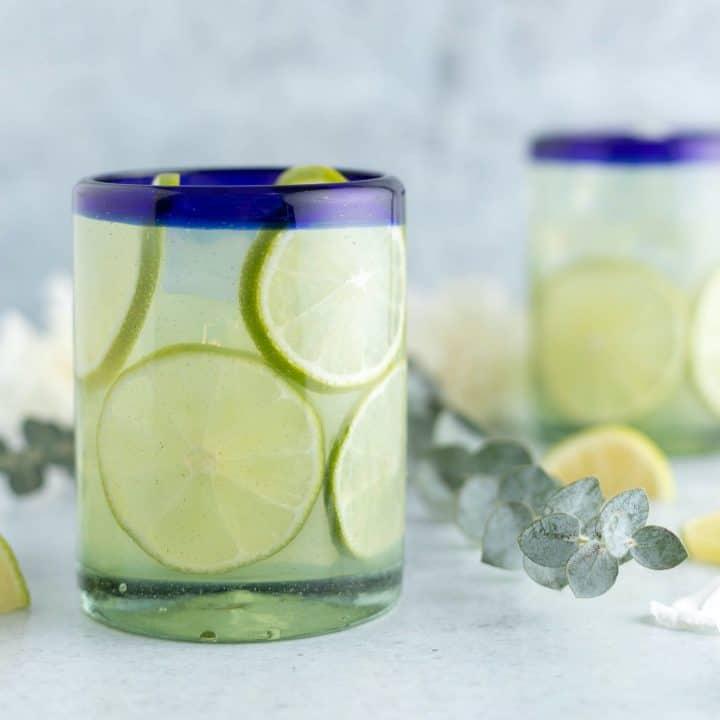 Sparkling Lime Margarita