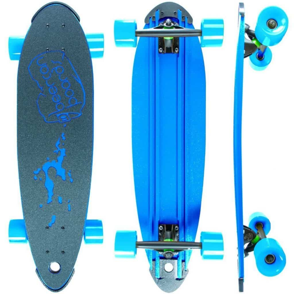 Hobbies for tweens and teens: Skateboarding with made in USA Beercan Boards.