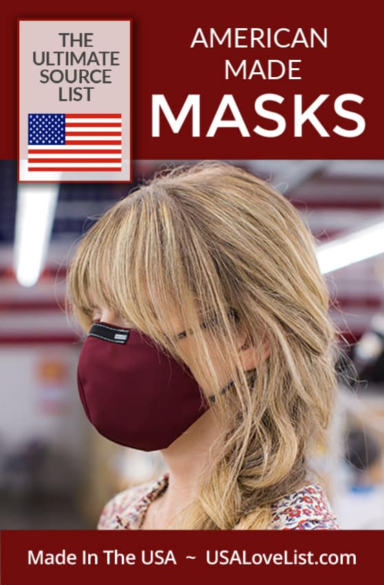 Ultimate Source List for American Made Masks