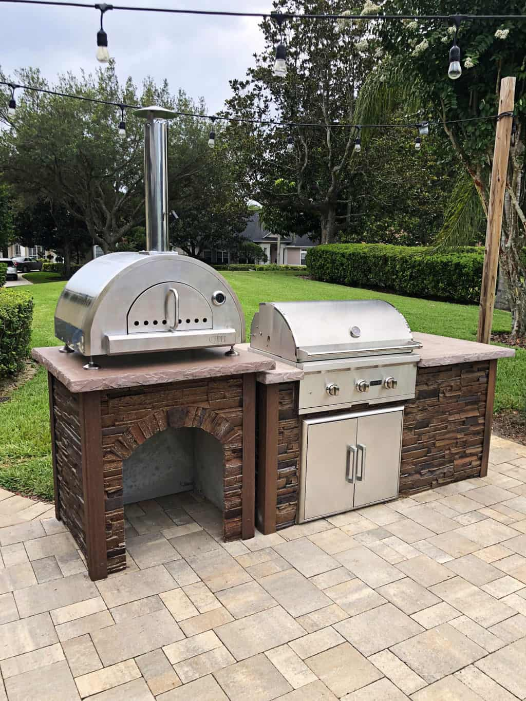 Made in USA Grills: RTA Outdoor Living