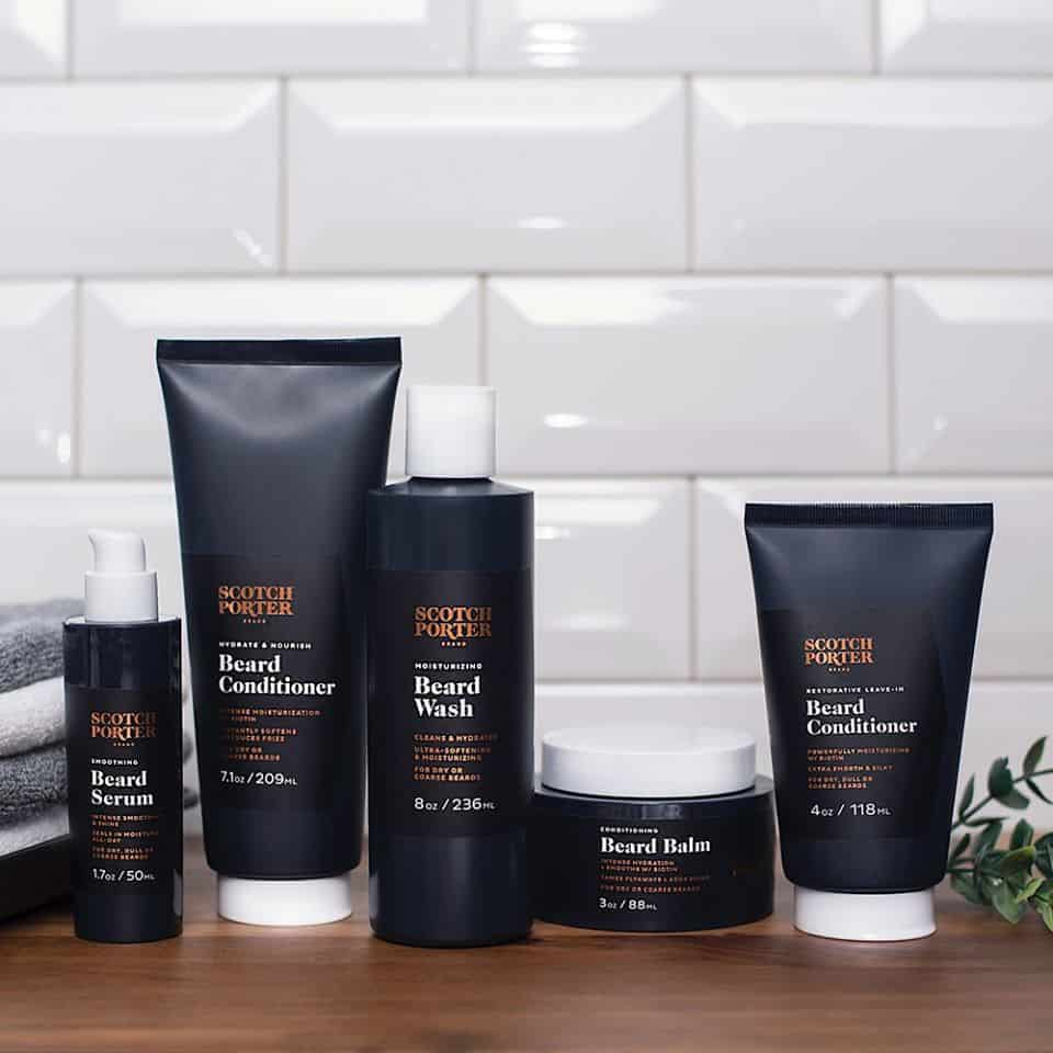 Black-Owned Business - Scotch Porter Men's Grooming and Personal Care Collection - Made in USA