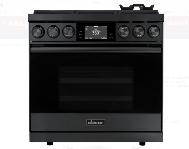 Dacor Cooking Appliances