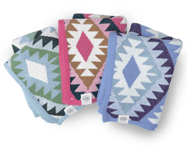 Loop Layette Blankets