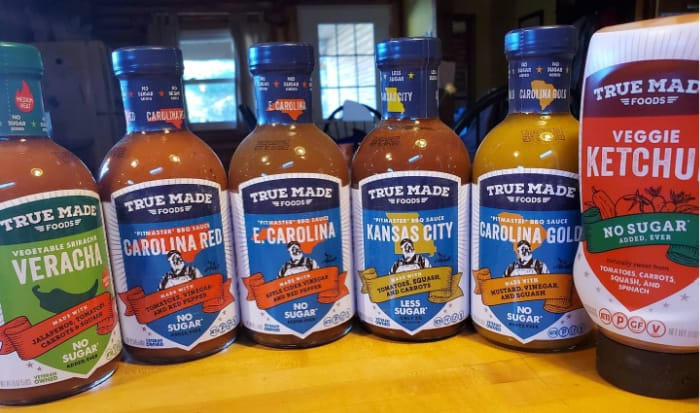 Made in USA Grilling Accessories: True Made bbq sauces and marinades