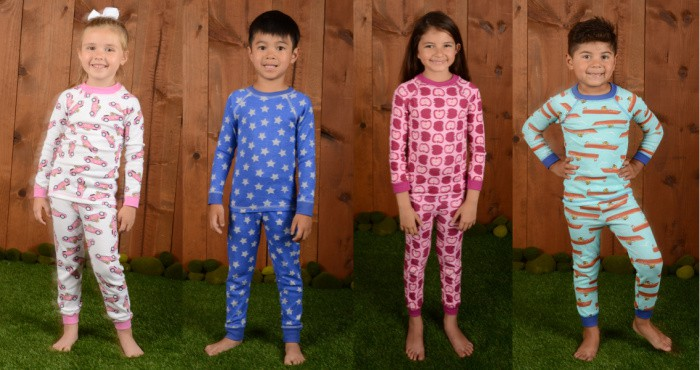 Made in USA Kid's Pajamas: Brian the Pekingese Organic Cotton PJs Get 20% off AND free shipping of your entire order at brianthepekingese.com with code USALOVE No expiration date.
