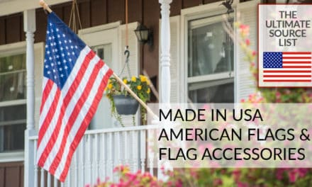 Made in USA American Flags & Flag Accessories: The Source List