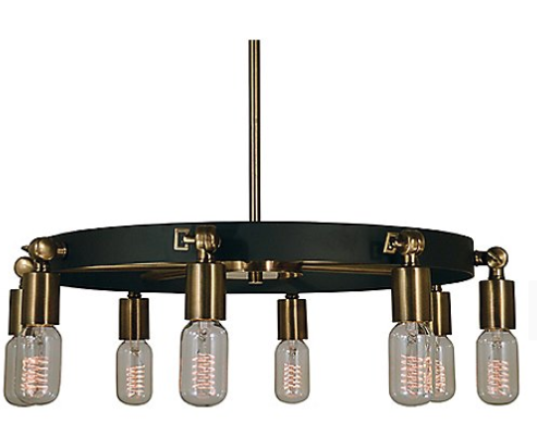Made in USA lighting: Framburg high end residential and commercial lighting products