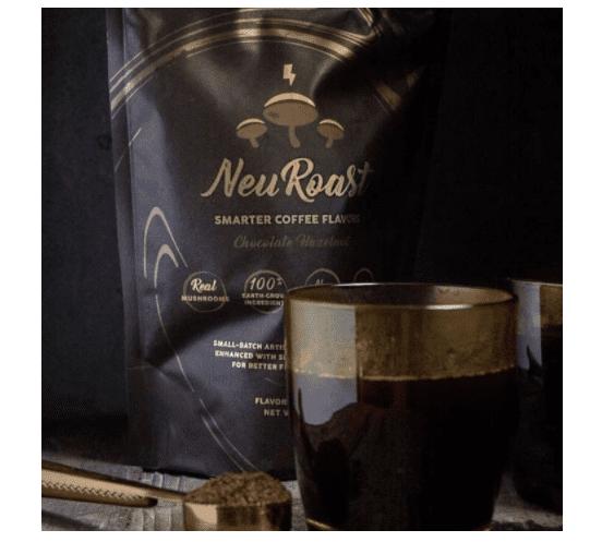 NeuRoast Superfood Mushroom Coffee