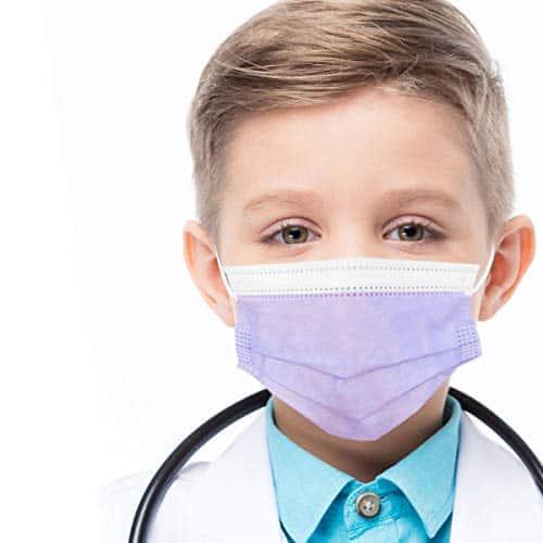 Lutema Disposable Masks for Children