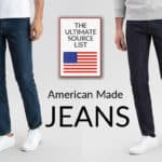 American Made Jeans: A Made in USA Source List