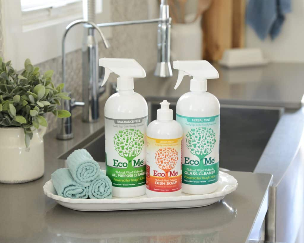EcoMe Vegan, Cruelty-Free Cleaning Products Made in USA
