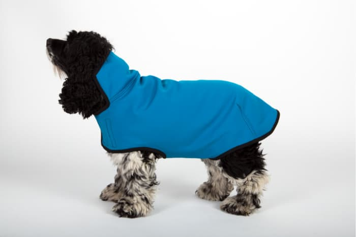 Made in USA Dog Coats: MountainMuttDogCoats® best seller Powershield for winter weather