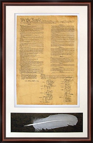 A high quality copy of the U.S. Constitution
