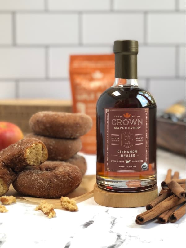 Crown Maple Syrup- for more than just pancakes! Add to so many recipes!