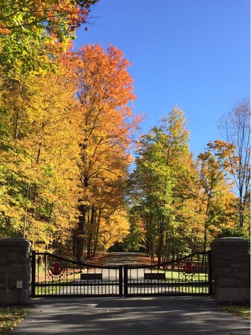 Crown Maple Estate 800-acre organic maple farm in New York's Hudson Valley.