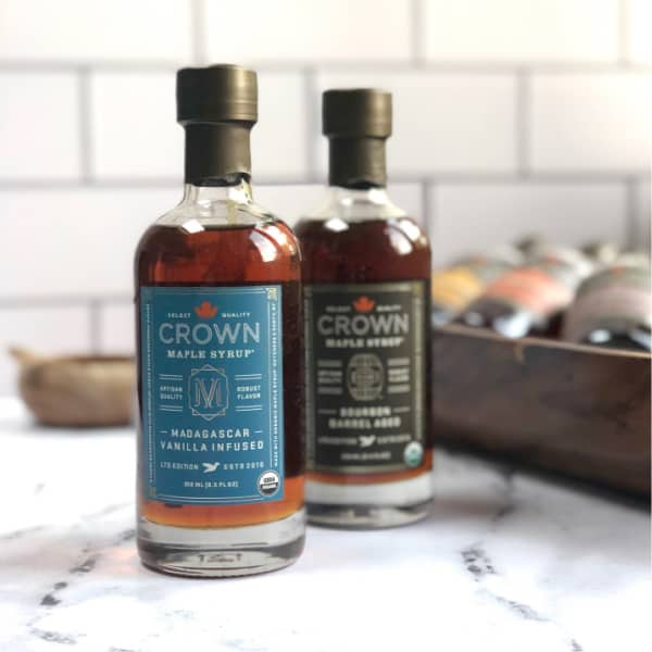 Giveaway: Crown Maple Syrup $100 in product!