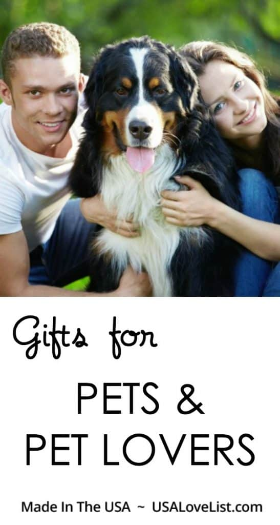 Gifts for pets and pet lovers