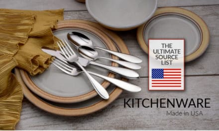Made in USA Kitchenware: The Ultimate Source List