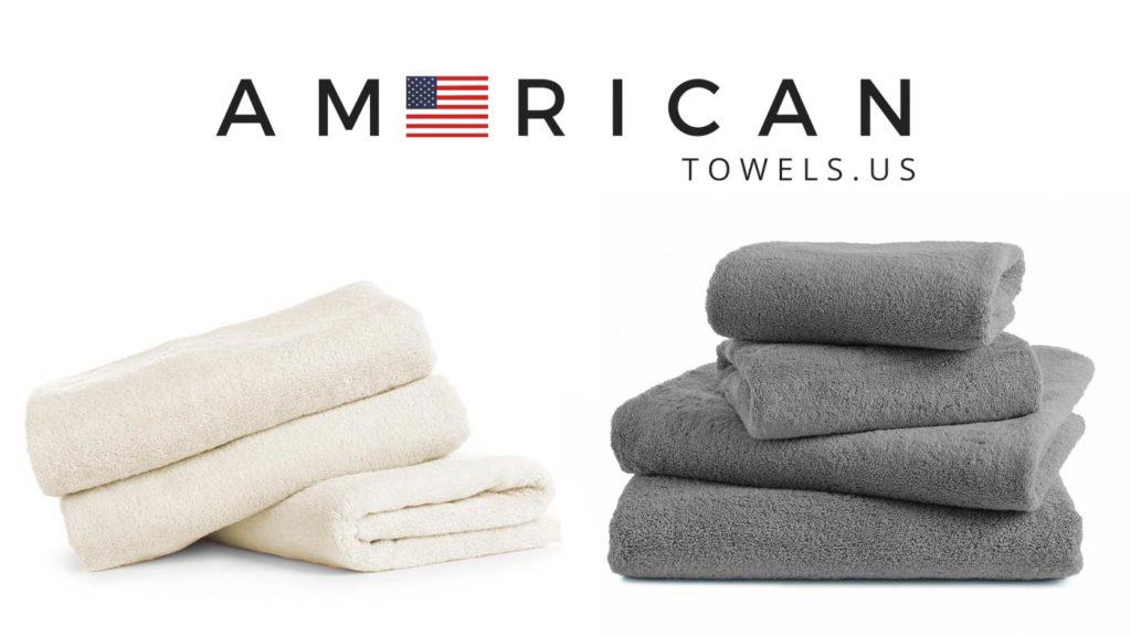 Made in USA Towels: American Towels