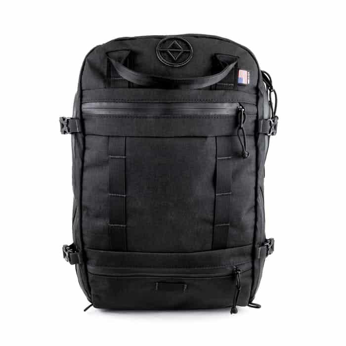 North St. Bags: Weekender Backpack