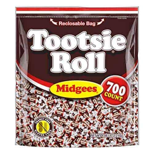 Tootsie RollOriginalChocolateyTwistMidgees,