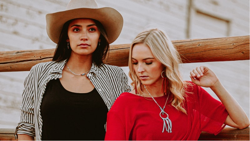 American made Jewelry: Buckaroo Bling western inspired jewelry with class. Take 15% off your Buckaroo Bling purchase with discount code USALOVE. No expiration date. Discount applies to anything except DIY jewelry kits.